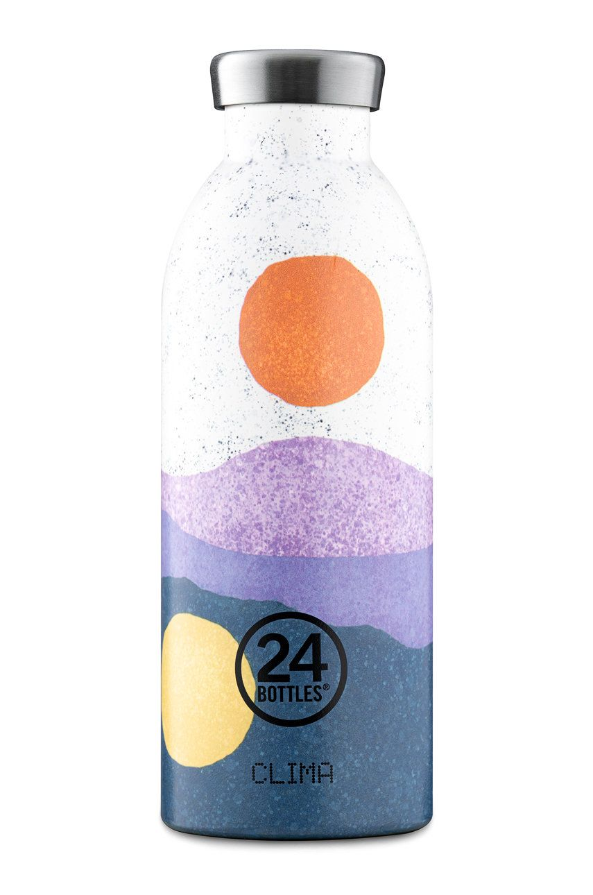 24bottles - Sticla termica Clima Midnight Sun 500ml imagine answear.ro
