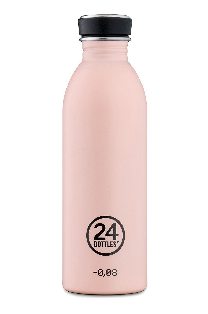 24bottles - Sticla Urban Bottle Dusty Pink 500ml imagine answear.ro