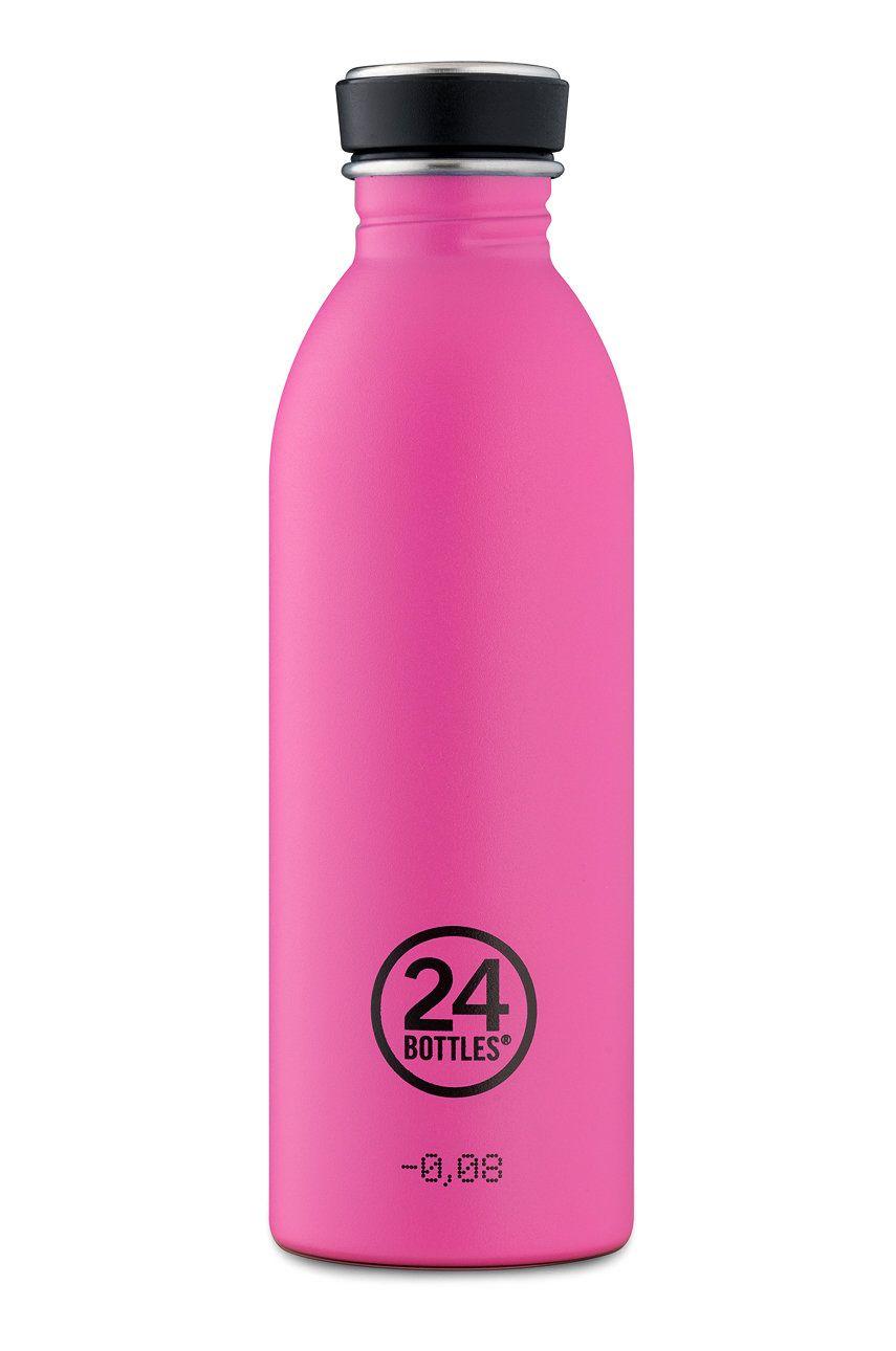 24bottles - Sticla Urban Bottle Passion Pink 500ml imagine answear.ro