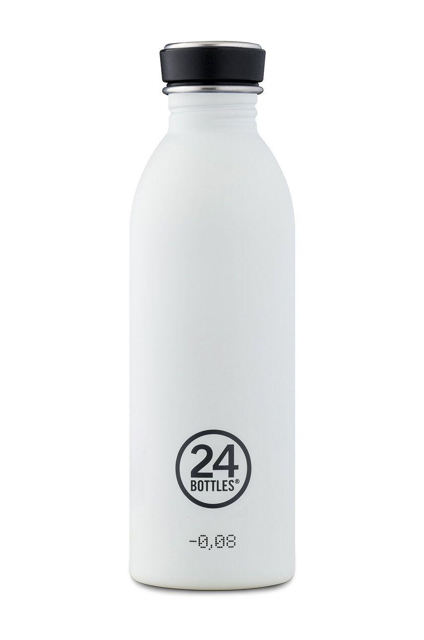 24bottles - Sticla Urban Bottle Ice White 500ml imagine answear.ro