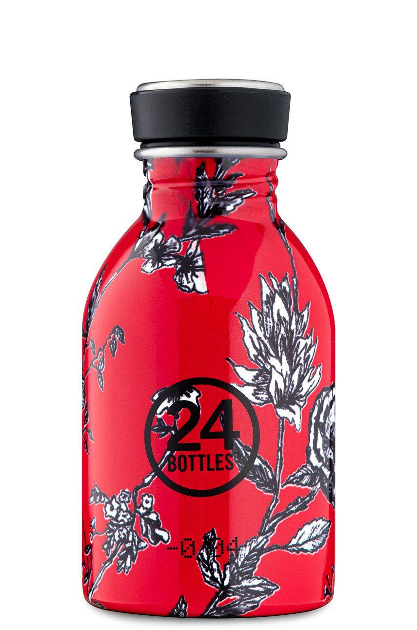 24bottles - Sticla Urban Bottle Cherry Lace 250ml imagine answear.ro