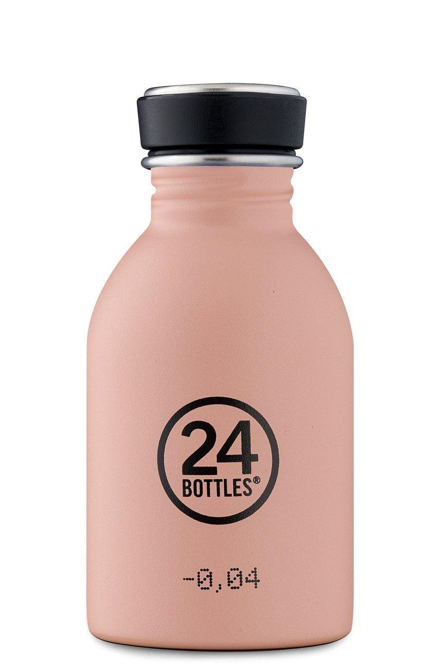 24bottles - Sticla Urban Bottle Dusty Pink 250ml imagine answear.ro