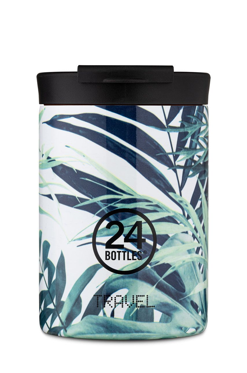 24bottles - Cana termica Travel Tumbler Lush 350ml imagine answear.ro