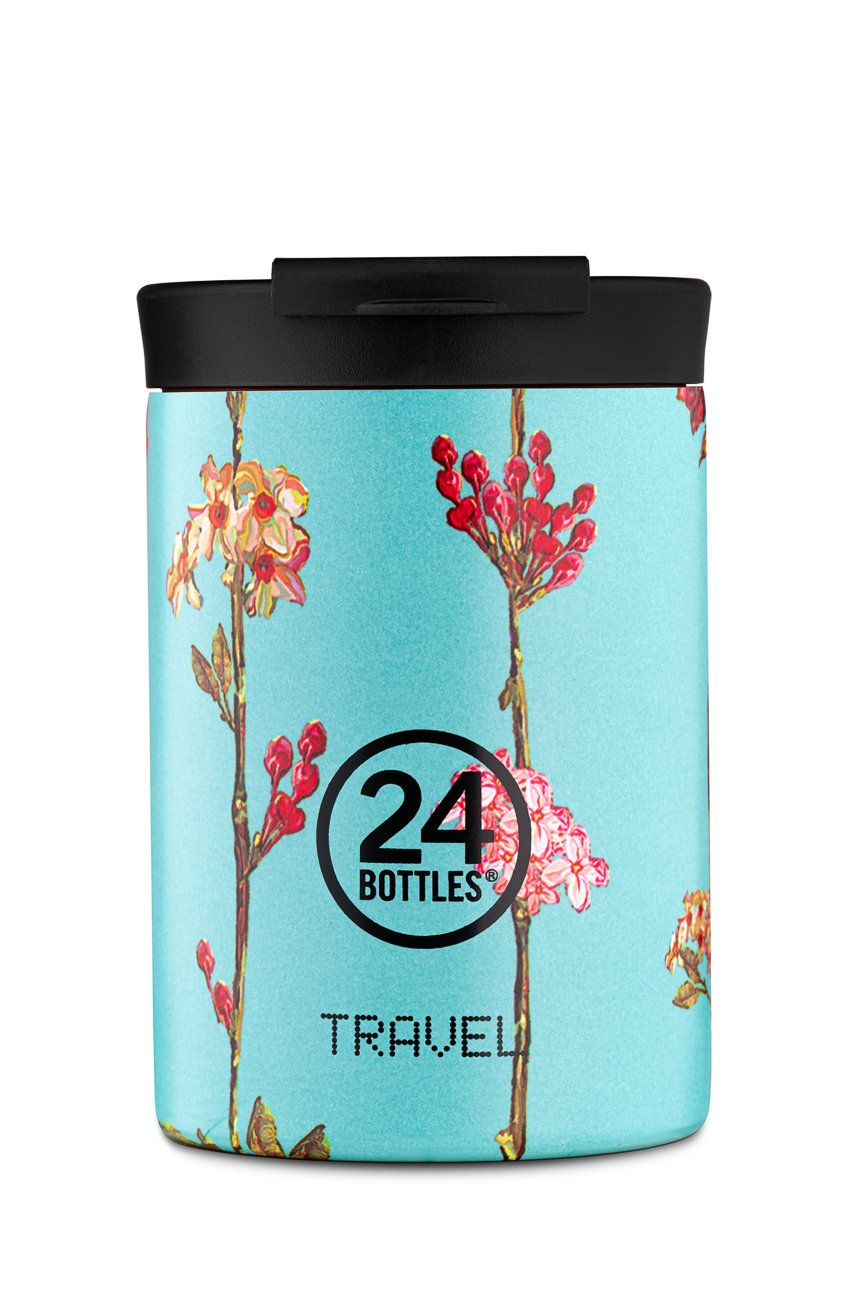 24bottles - Cana termica Travel Tumbler Sweetheart 350ml imagine answear.ro