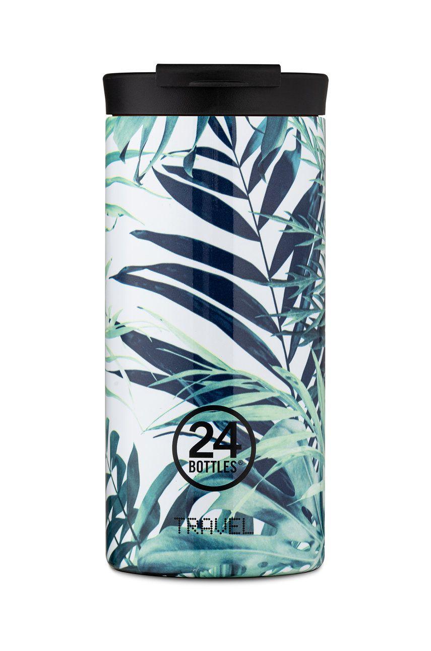 24bottles - Cana termica Travel Tumbler Lush 600ml imagine answear.ro
