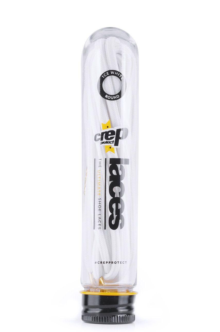 Crep Protect - Sireturi Crep Protect Laces WHITE ROUND imagine 2020