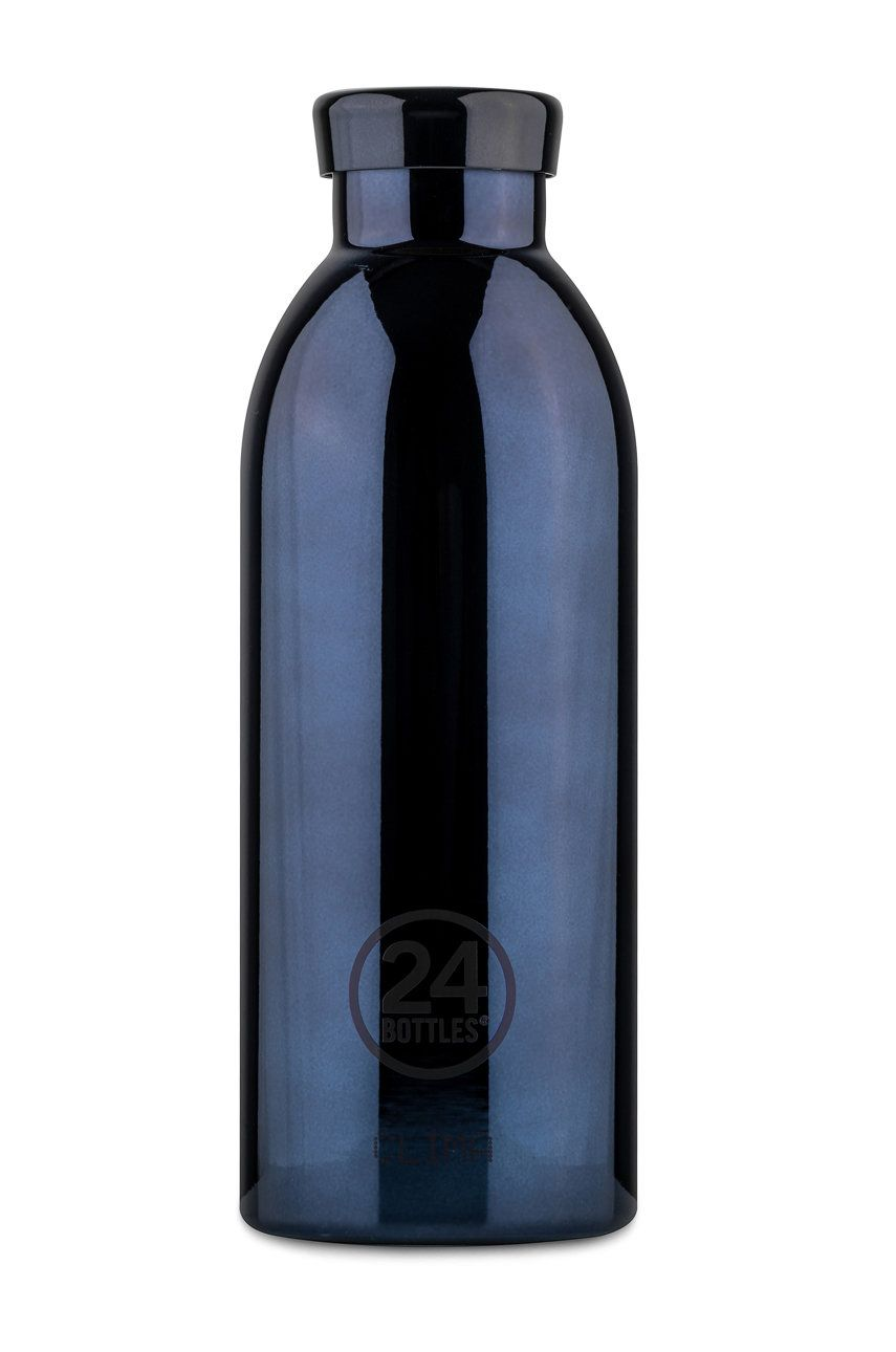 24bottles - Sticla termica Clima Black Radiance 500ml imagine answear.ro