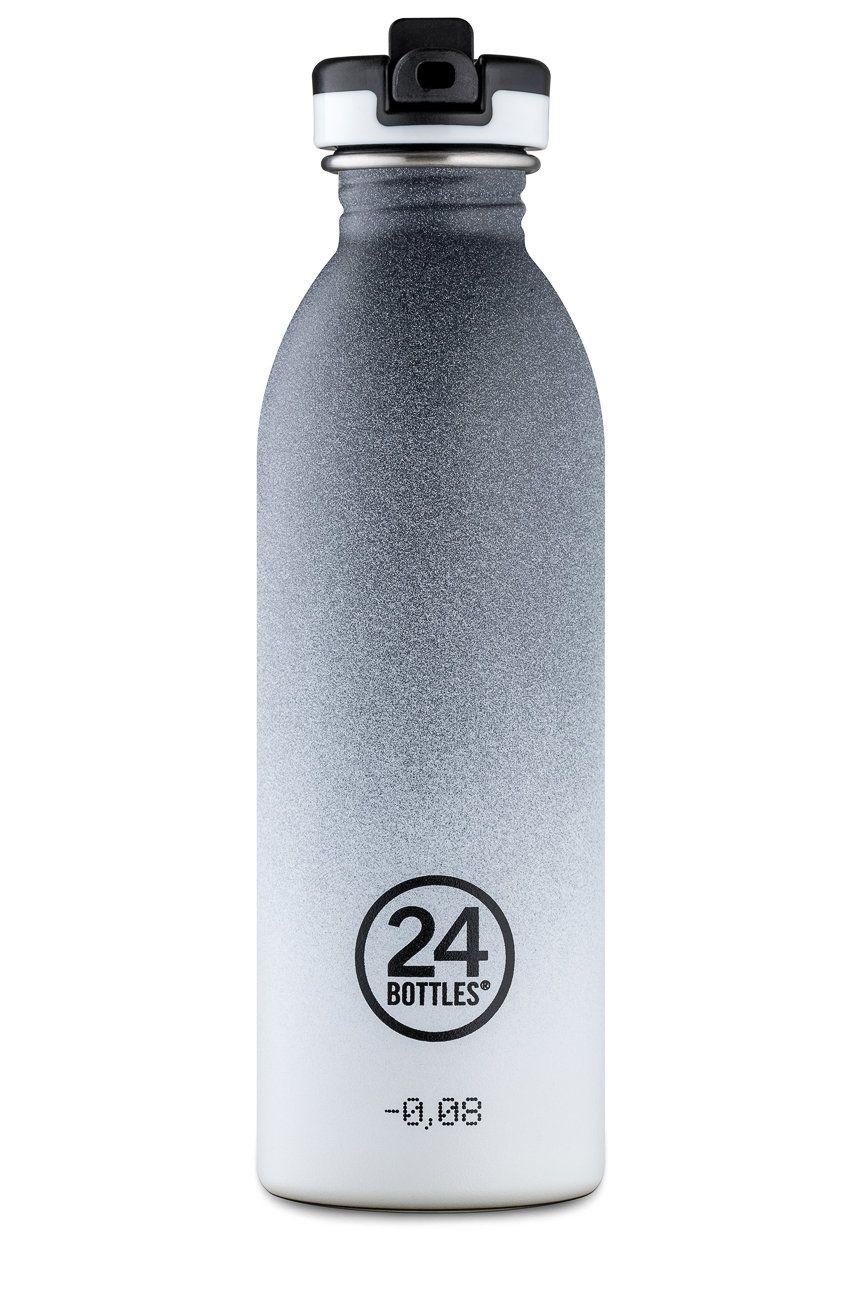 24bottles - Sticla Urban Bottle Tempo Grey 500ml imagine answear.ro