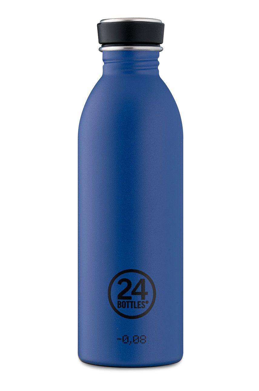 24bottles - Sticla Urban Bottle Gold Blue 500ml imagine answear.ro