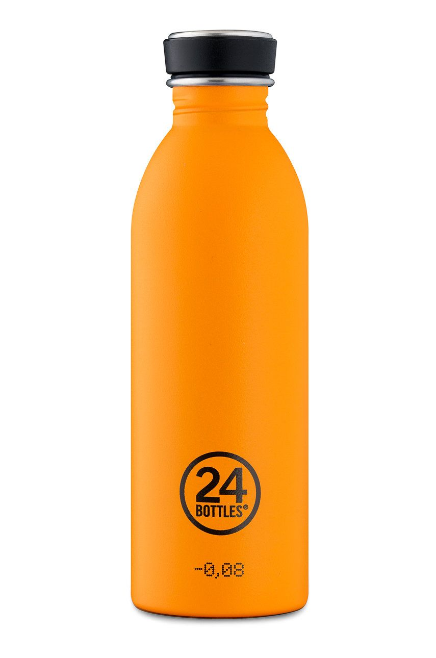 24bottles - Sticla Urban Bottle Total Orange 500ml imagine answear.ro