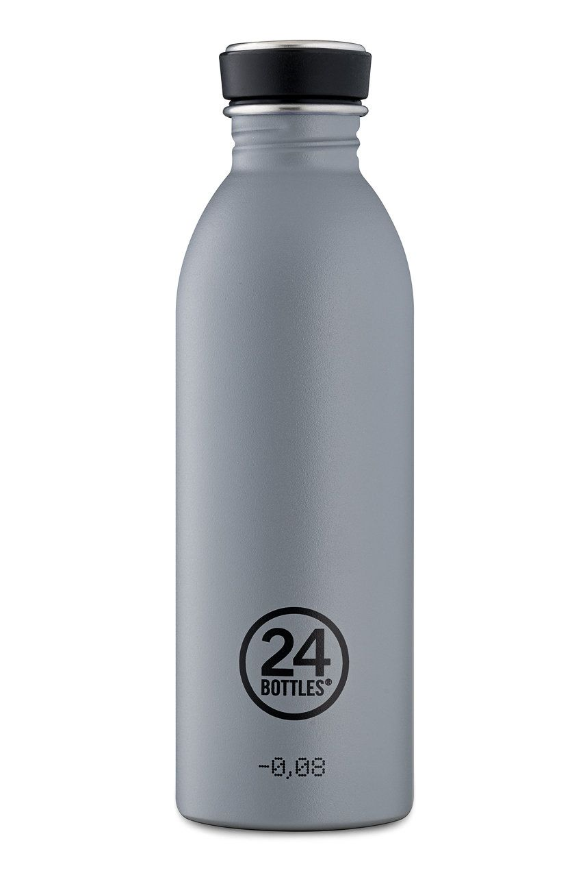 24bottles - Sticla Urban Bottle Formal Grey 500ml imagine answear.ro