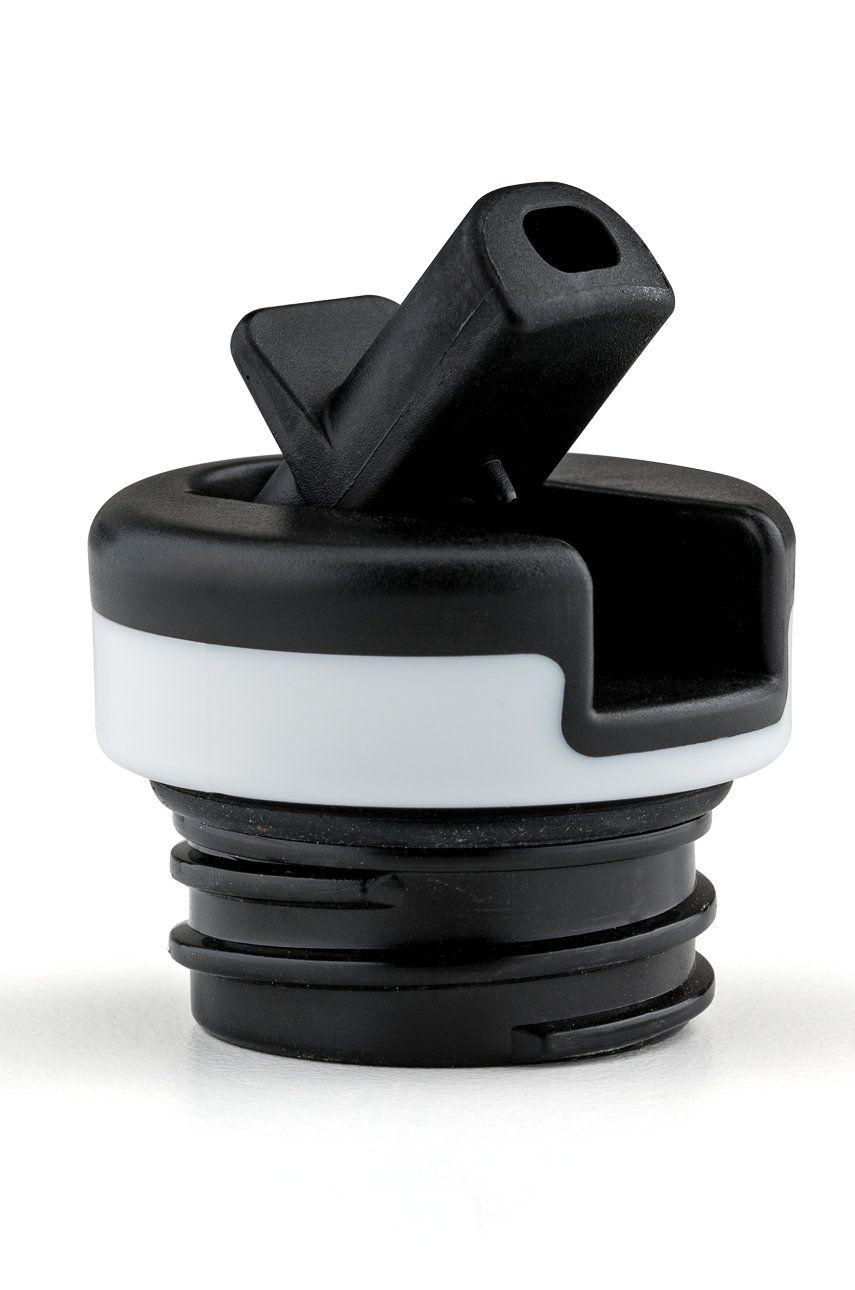 24bottles - Capac cu functie de mustiuc Sport Lid Light Grey imagine answear.ro