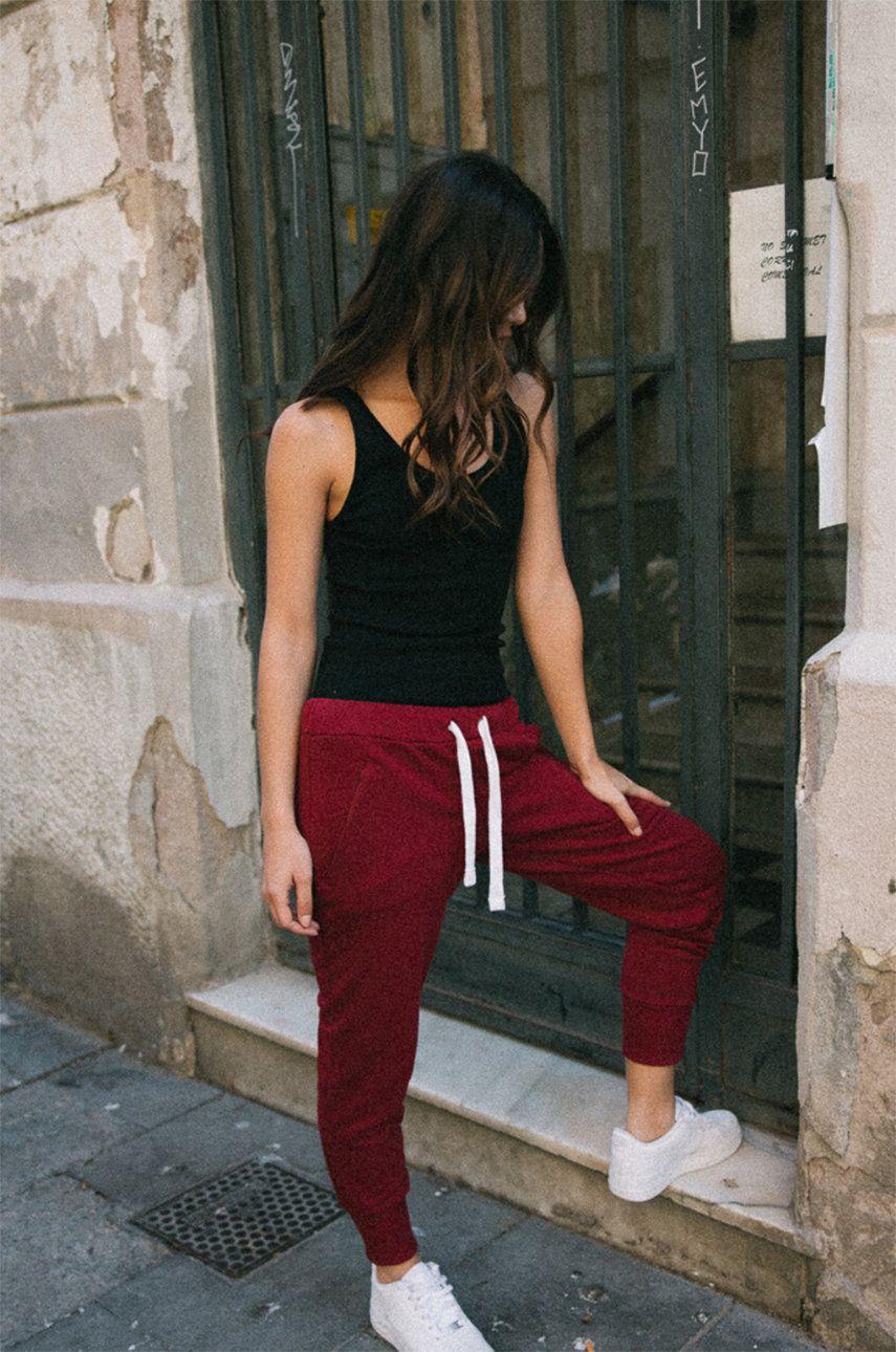 MUUV - Pantaloni Sneaker Girl