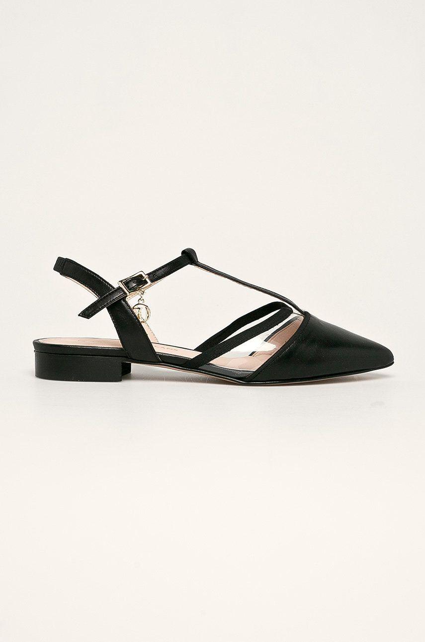 Trussardi Jeans - Sandale de piele