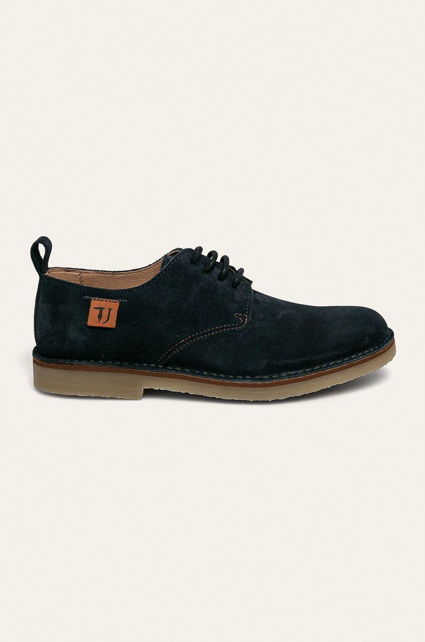 Trussardi Jeans - Pantofi de piele imagine