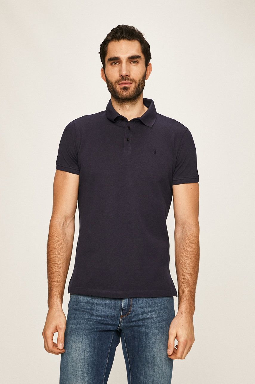 Trussardi Jeans - Tricou Polo imagine