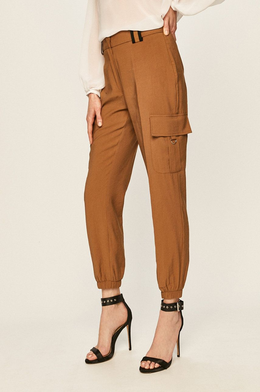Silvian Heach - Pantaloni imagine answear.ro