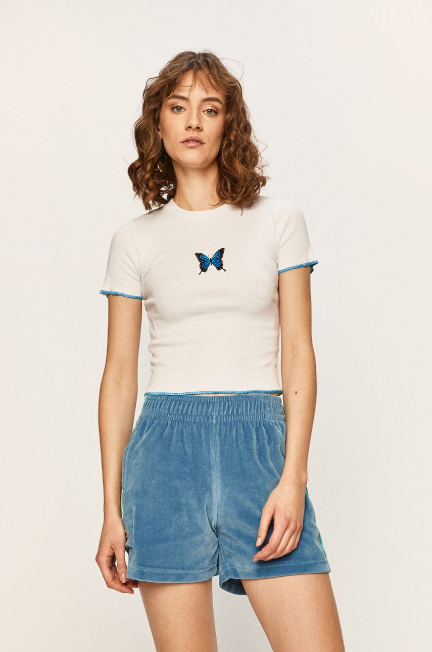 Local Heroes - Tricou Rib Butterfly