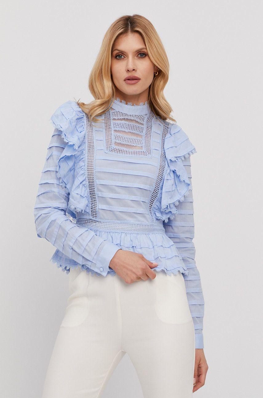 Silvian Heach - Bluza din bumbac imagine answear.ro