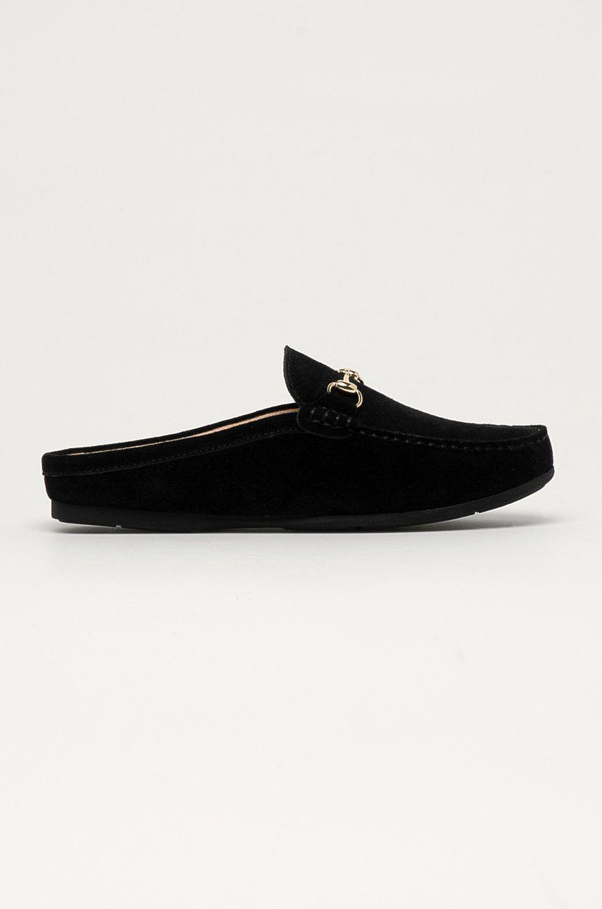 Wojas - Papuci din piele