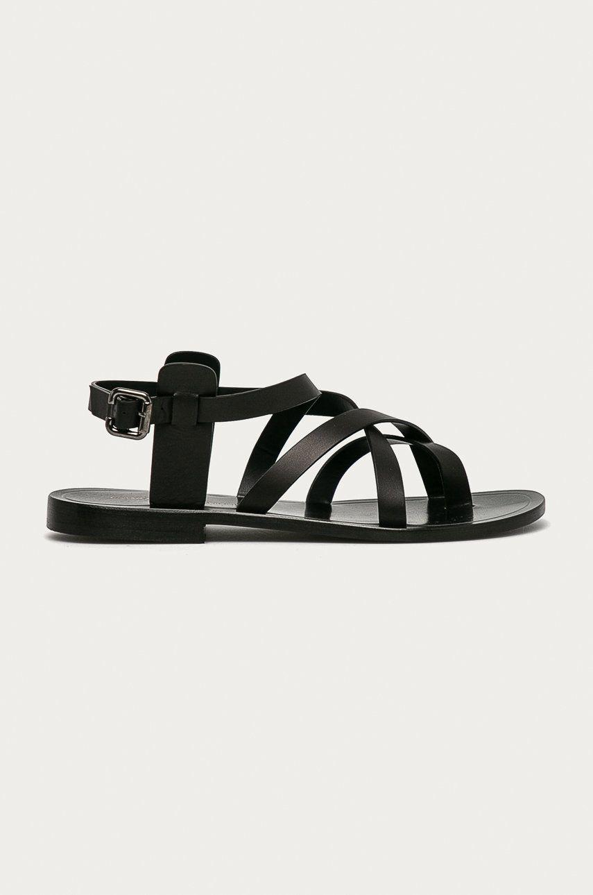 Liviana Conti - Sandale de piele imagine answear.ro 2021