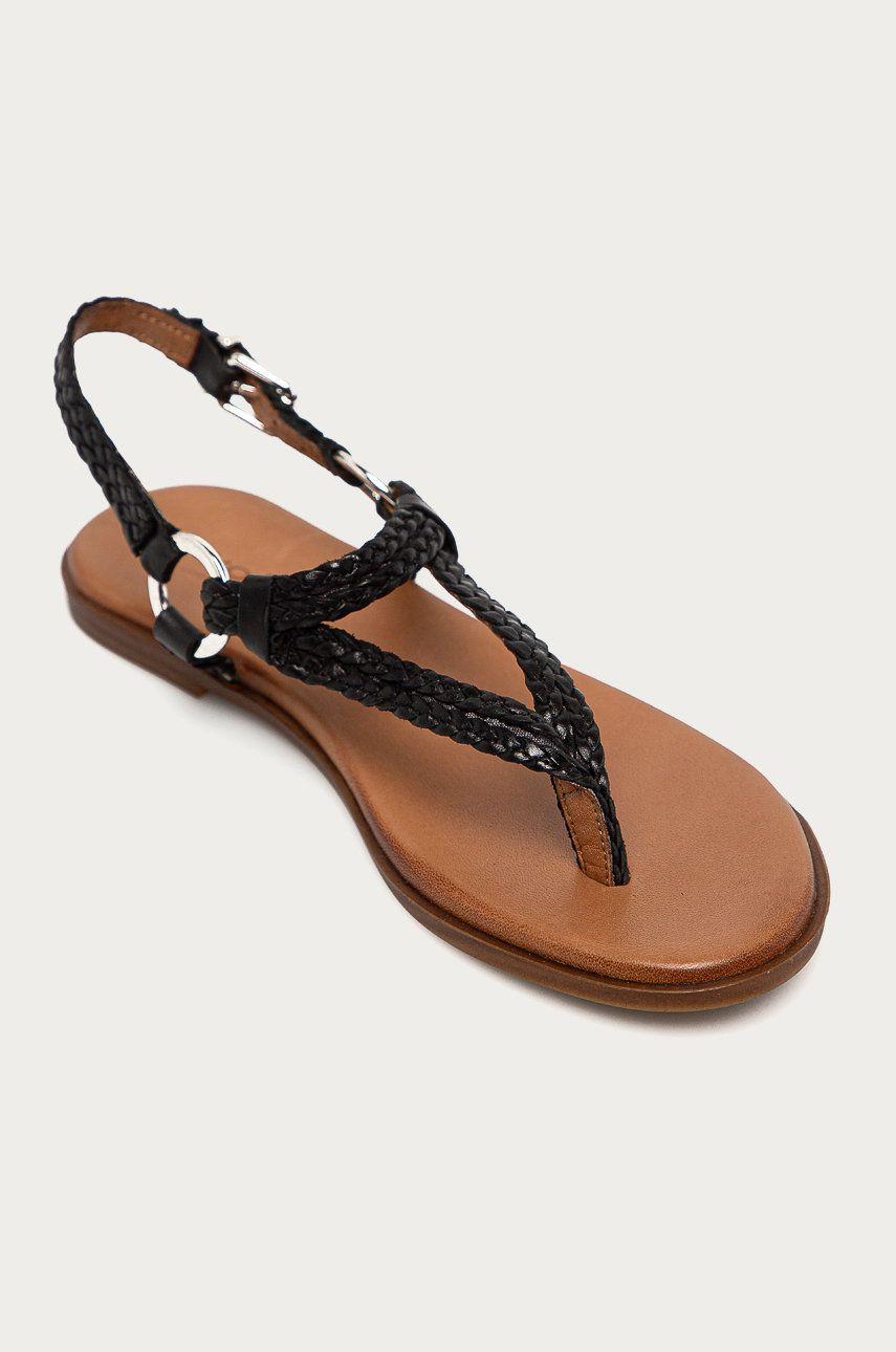 Wojas - Sandały skórzane