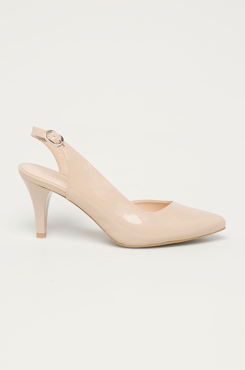 Wojas - Stilettos de piele imagine answear.ro 2021