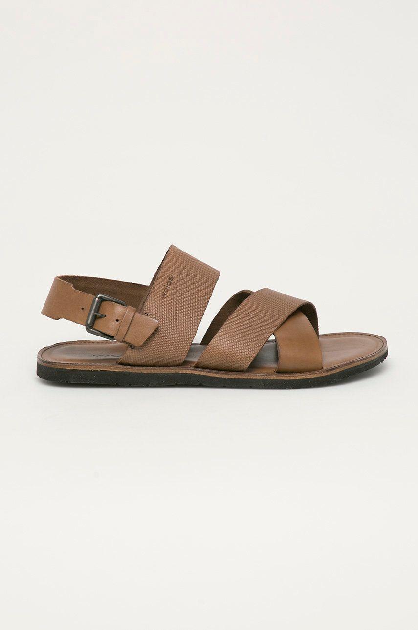 Wojas - Sandale de piele imagine answear.ro 2021