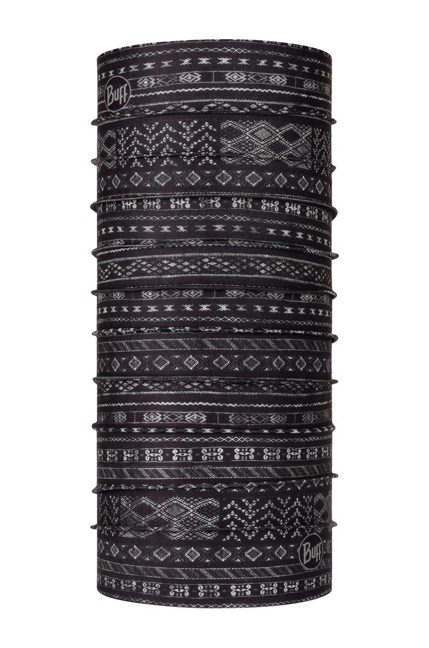 Buff - Fular impletit Sadri Black imagine answear.ro