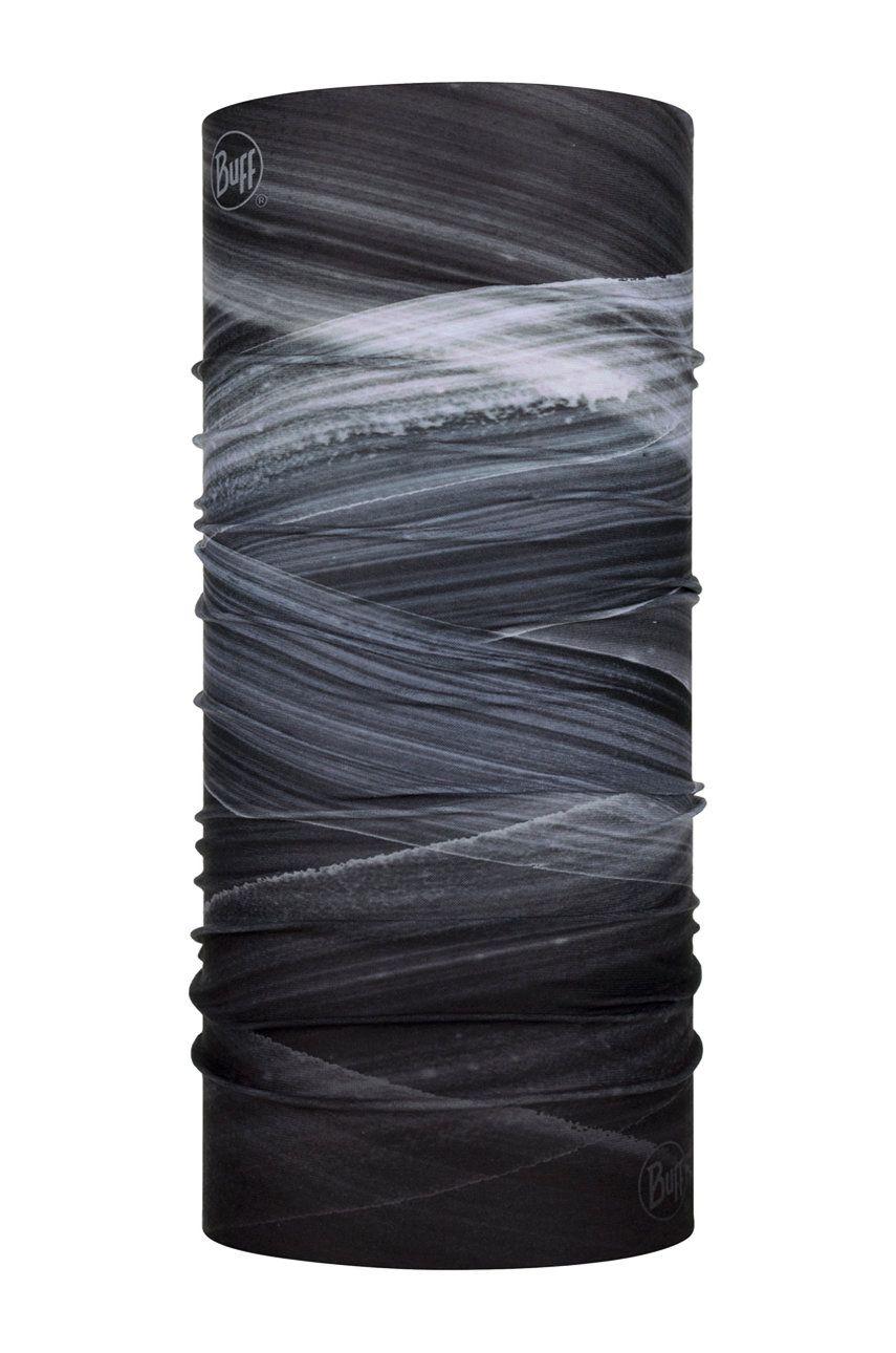 Buff - Fular impletit Speed Graphite imagine answear.ro