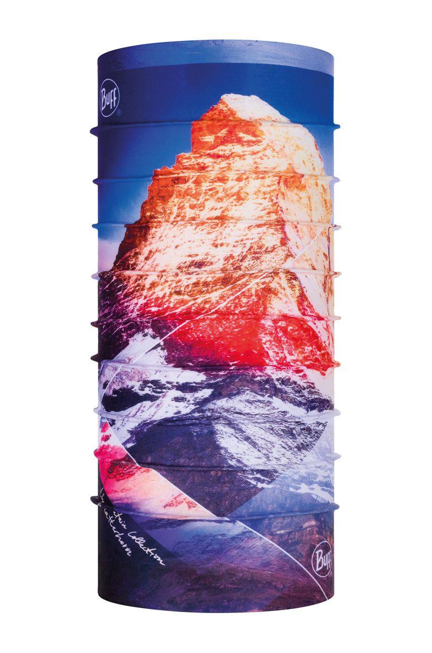 Buff - Fular impletit Original Matterhorn Multi imagine answear.ro