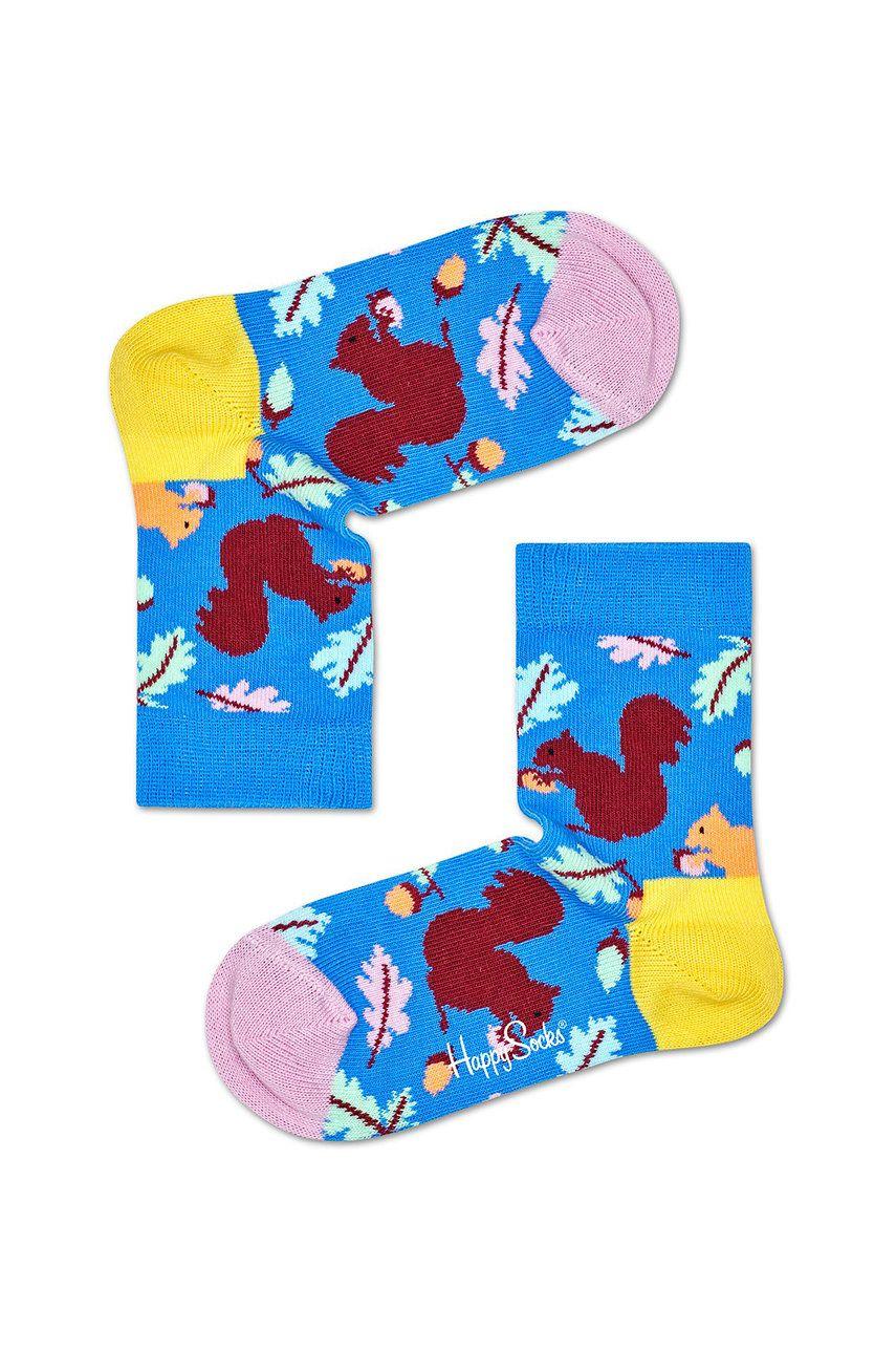 Happy Socks - Detské ponožky Squirrel