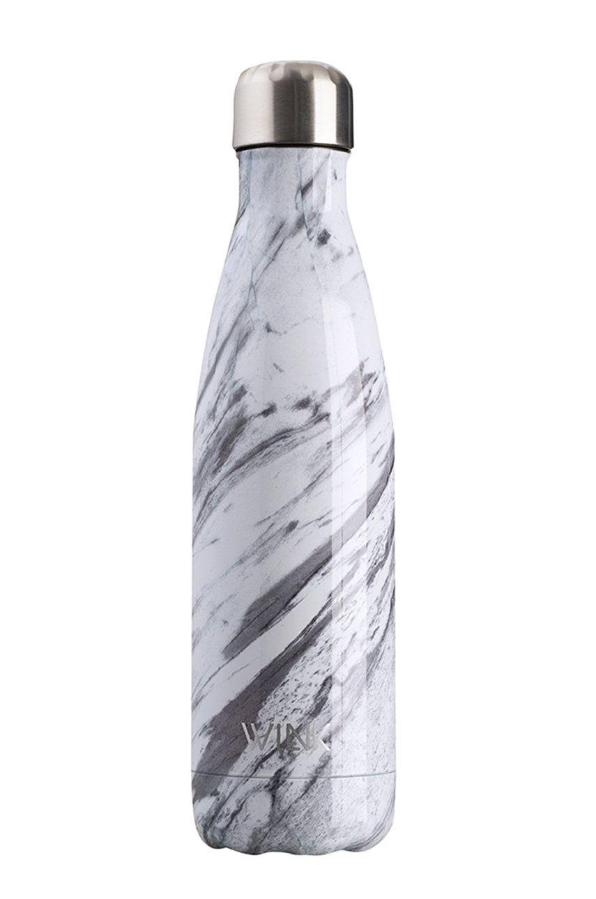 Wink Bottle - Sticla termica BIANCO imagine