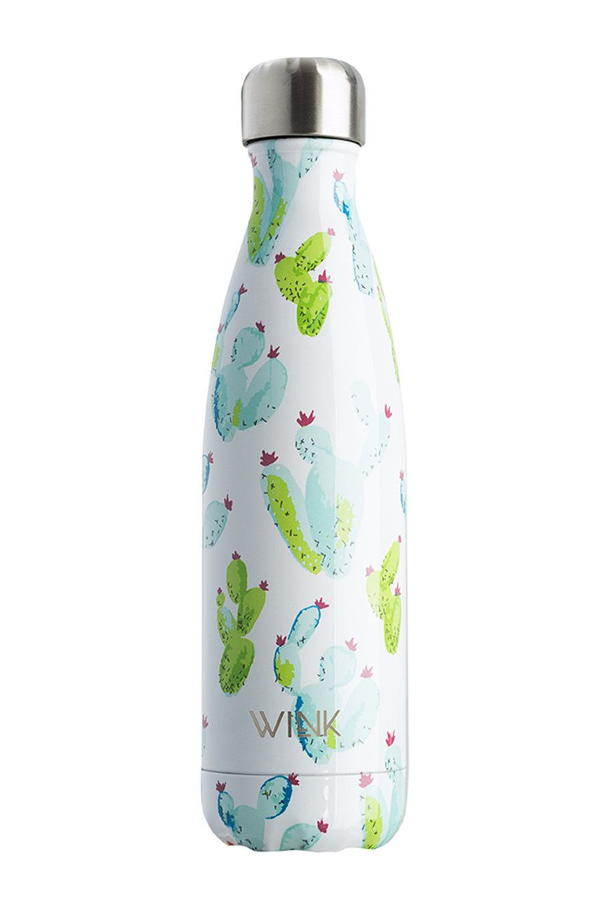 Wink Bottle - Sticla termica CACTUS answear.ro
