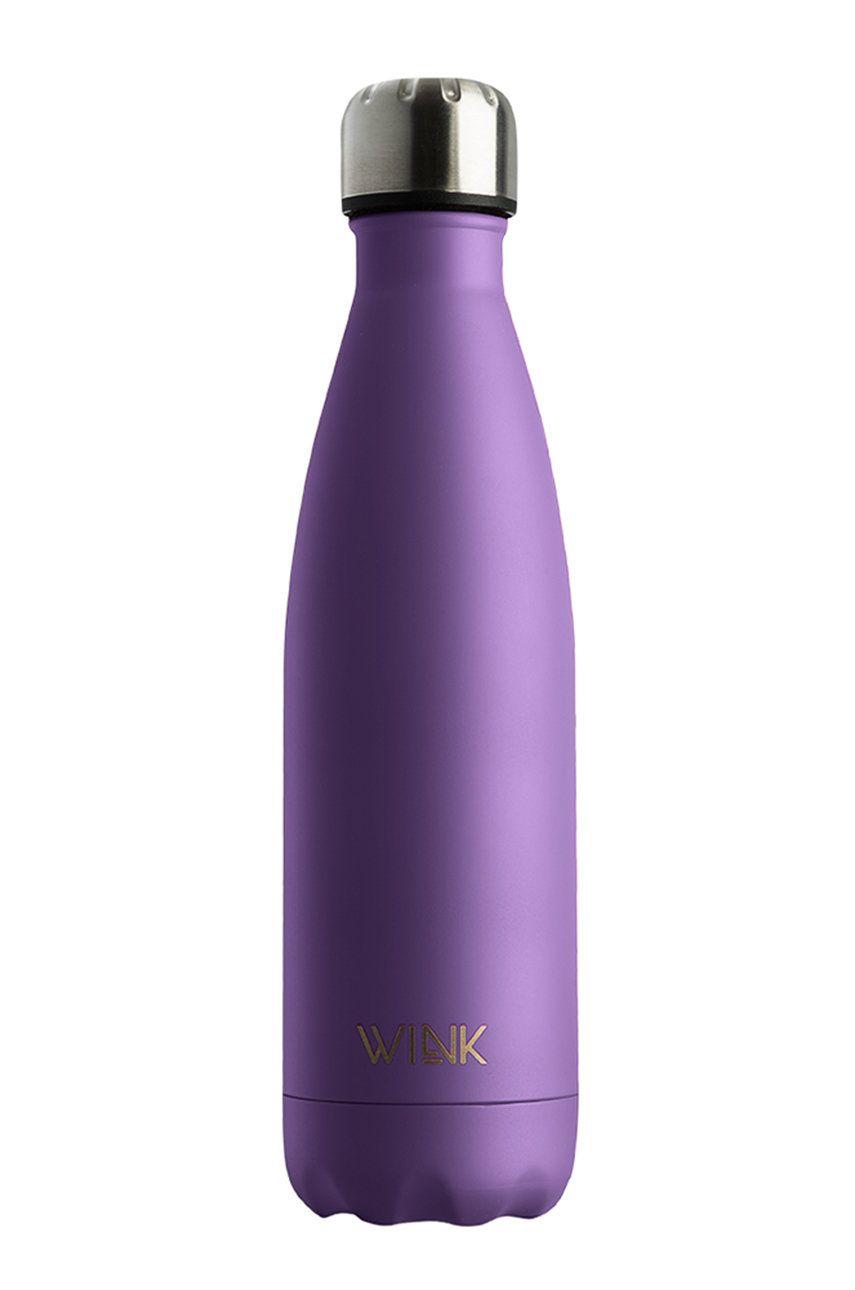 Wink Bottle - Sticla termica VIOLET imagine