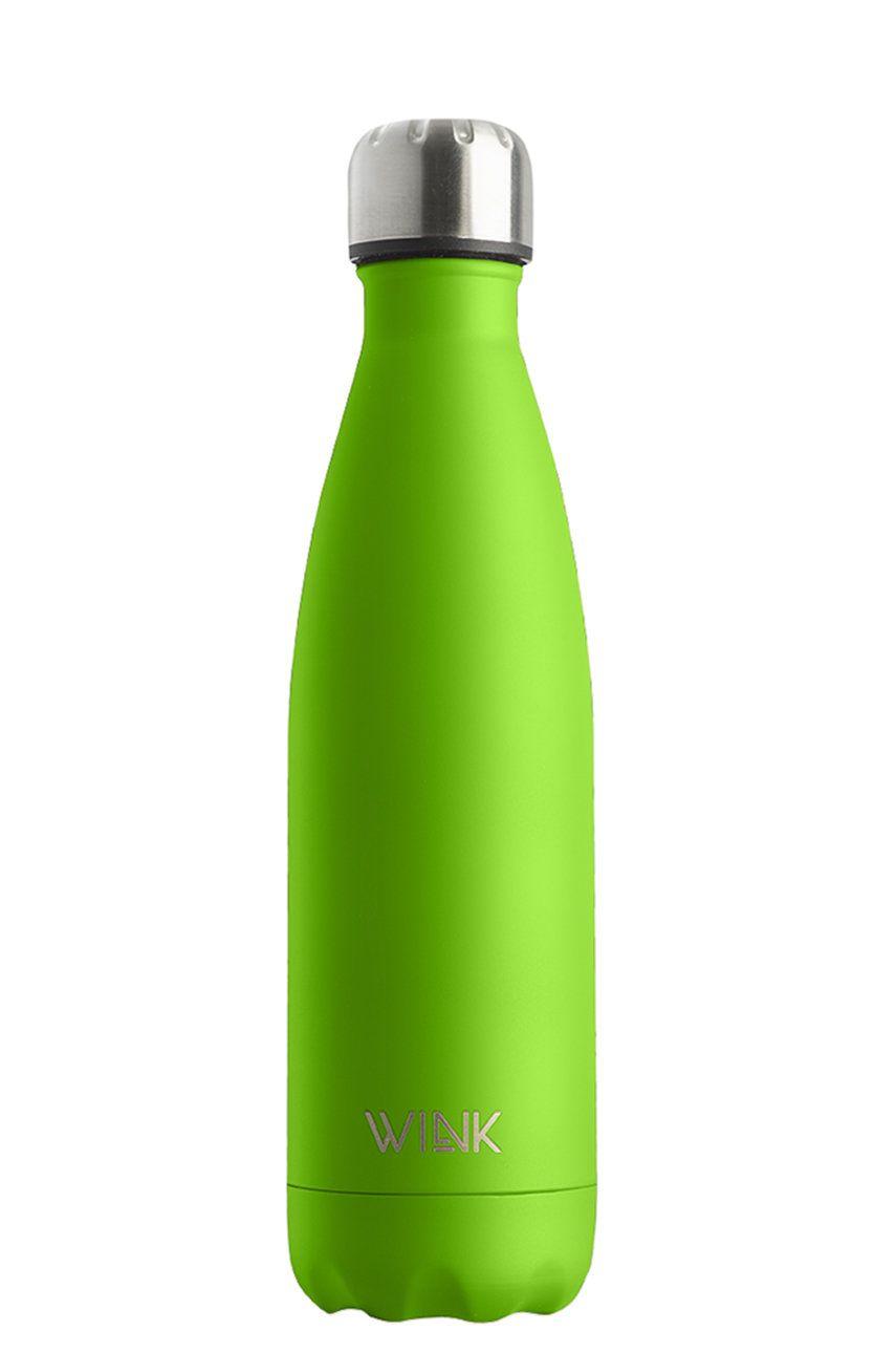 Wink Bottle - Sticla termica GREEN poza answear