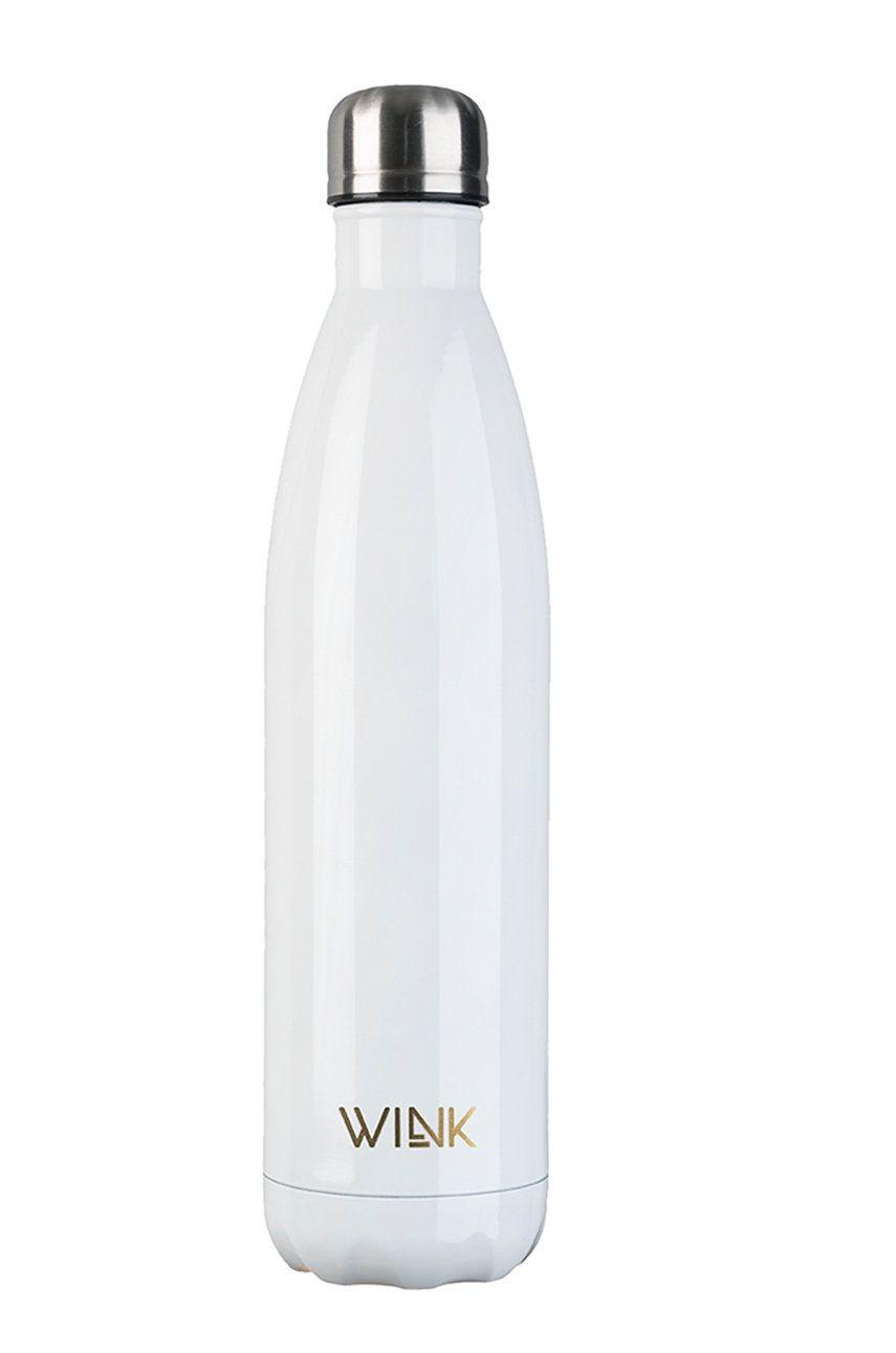 Wink Bottle - Sticla termica WHITE 750 imagine