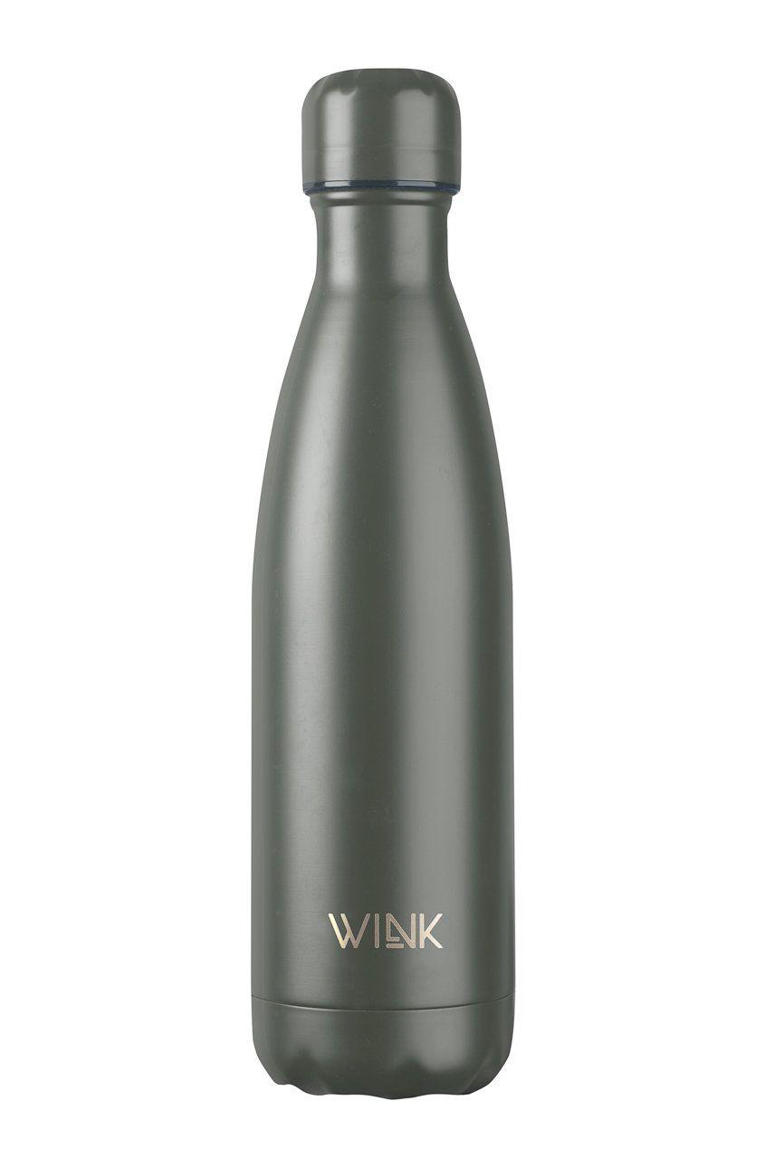 Wink Bottle - Sticla termica GRAPHITE poza answear