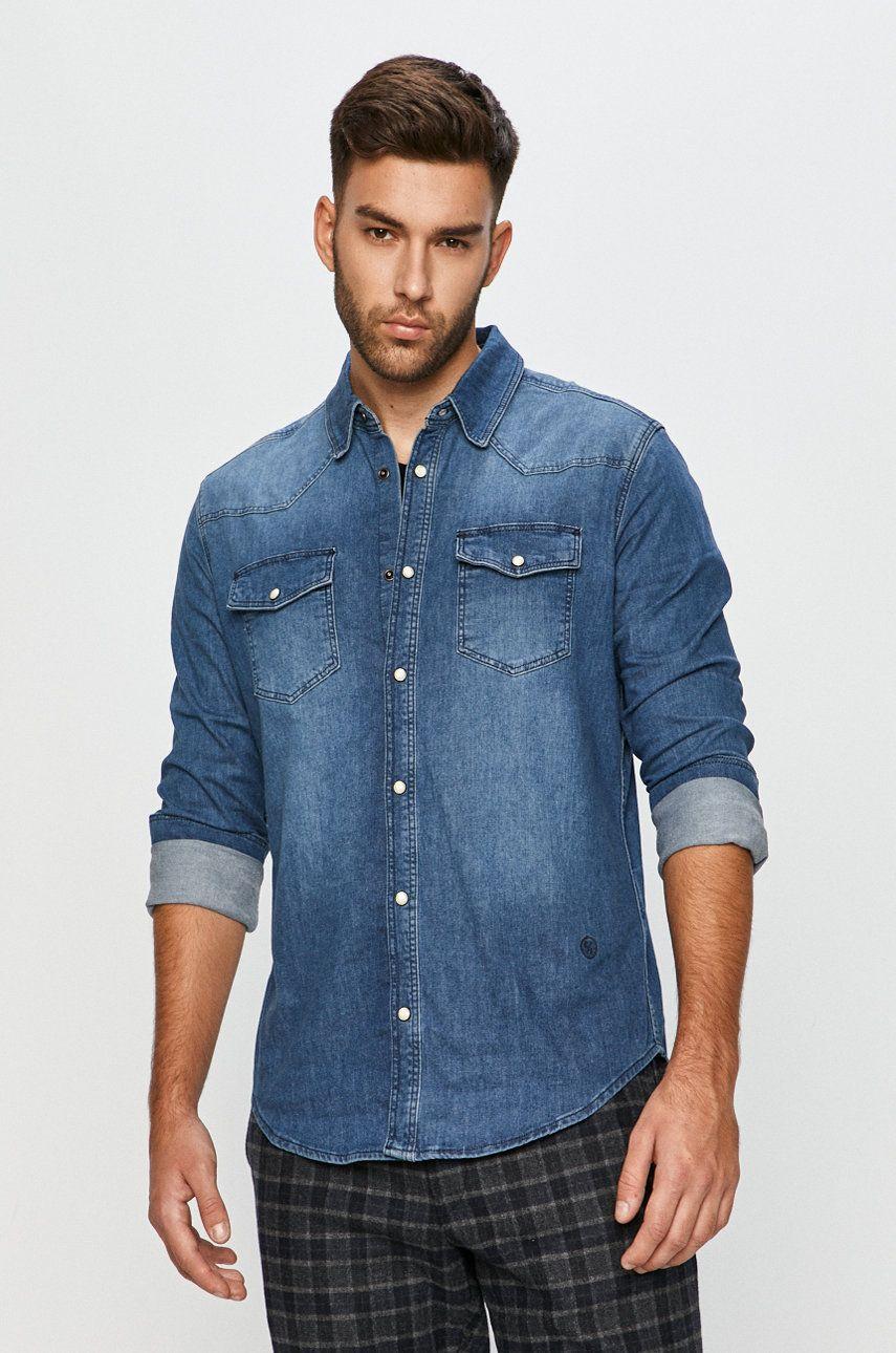 Cross Jeans - Camasa jeans de la Cross Jeans