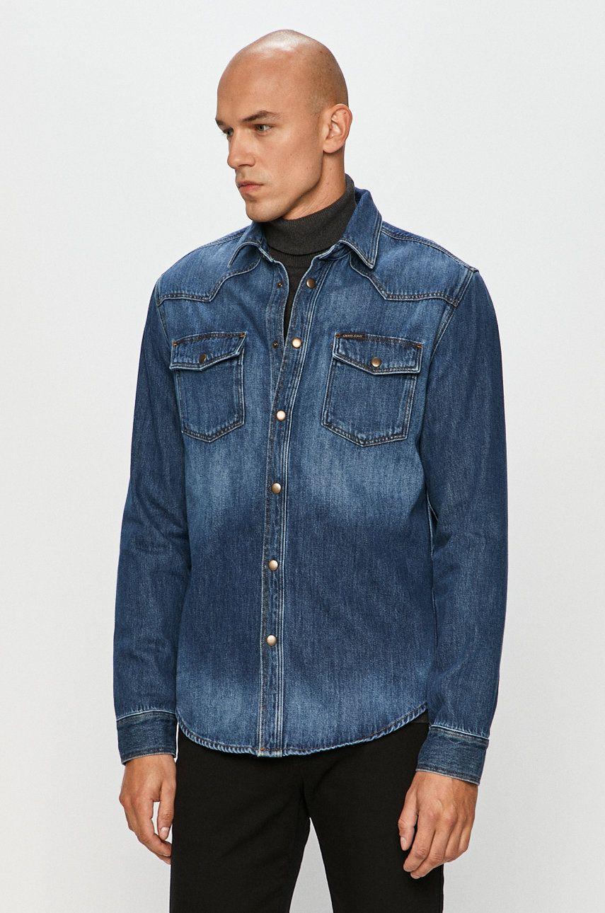 Cross Jeans - Camasa din bumbac poza