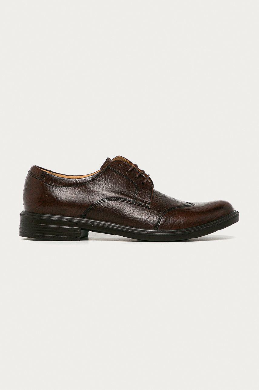 Wojas - Pantofi de piele imagine