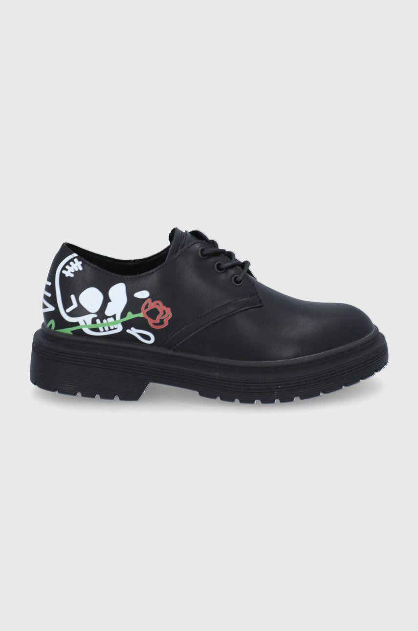 GOE - Pantofi de piele