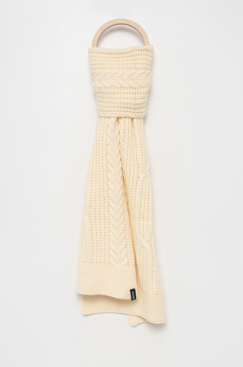 Bomboogie - Esarfa din amestec de lana
