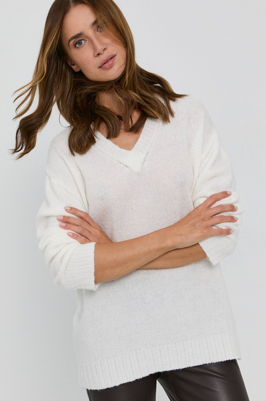 Liviana Conti - Pulover din amestec de lana