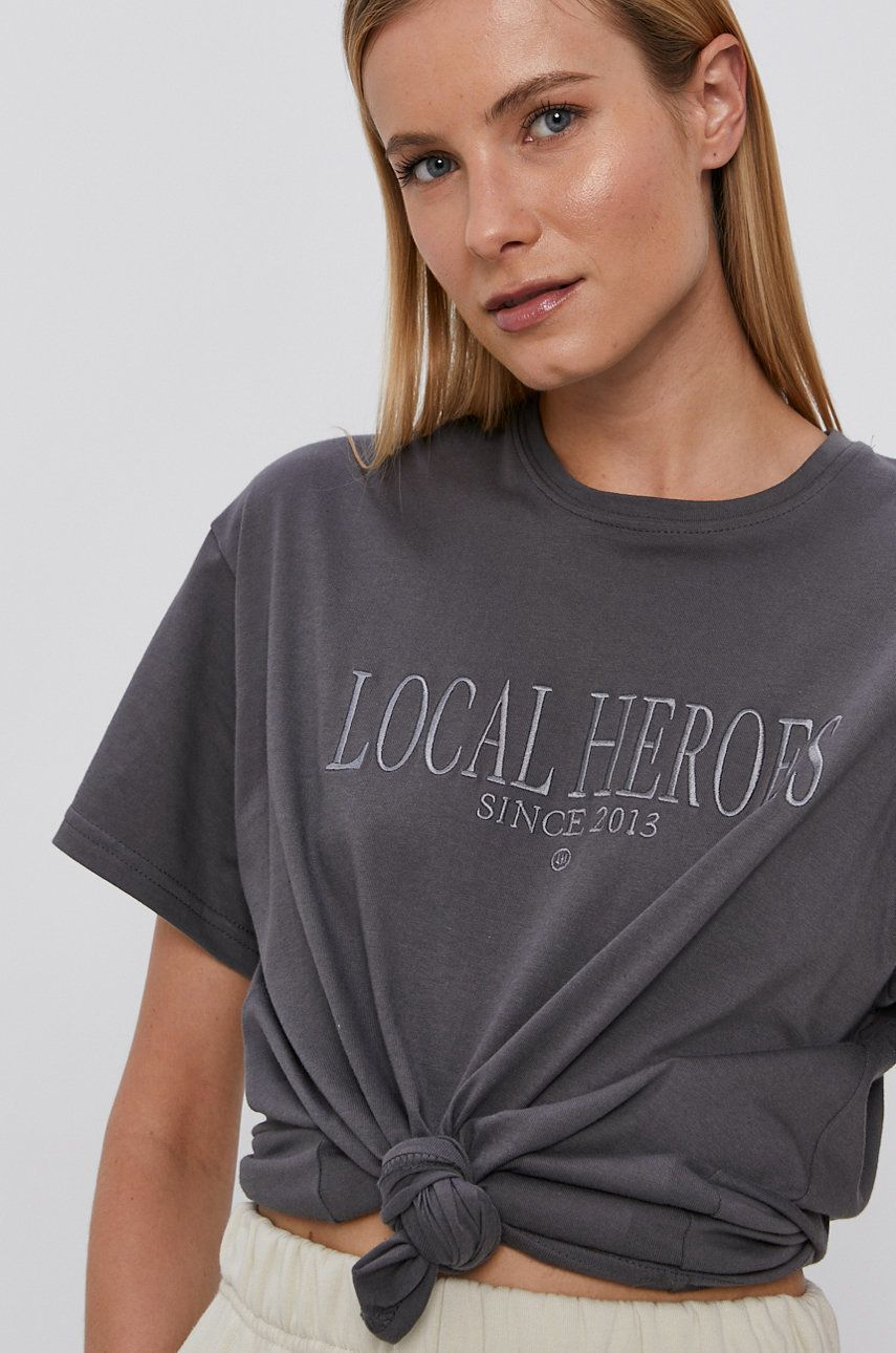 Local Heroes - Tricou din bumbac