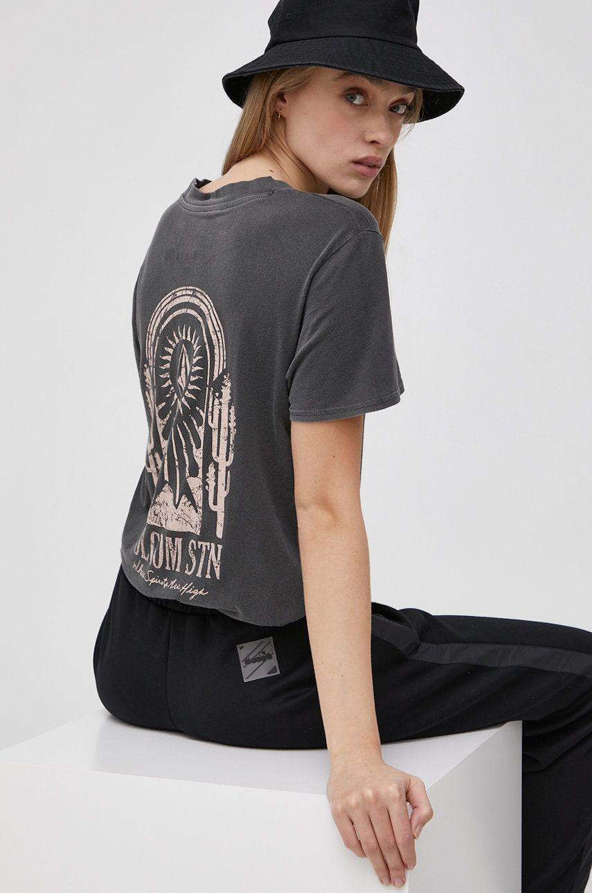 Volcom - Tricou din bumbac